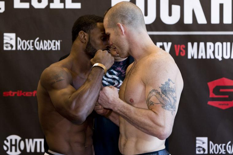 Strikeforce Results: What We Learned from Nate Marquardt vs. Tyron Woodley