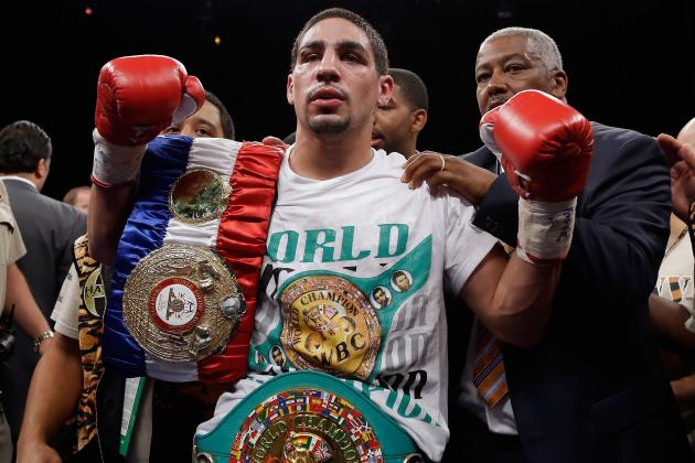 Danny Garcia Beats Amir Khan: As It Happened
