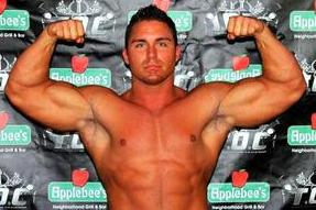 MMA: Former Pro Wrestler Jason Barrett AKA Flex Armstrong Shines in Debut