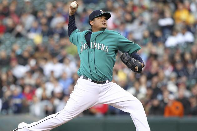 King Felix Quickly Becoming Cy Young Favorite