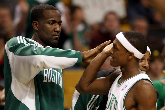 Will Kendrick Perkins Return to the Boston Celtics in 2013?