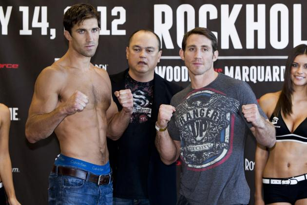 Strikeforce Results: What We Learned from Luke Rockhold vs. Tim Kennedy