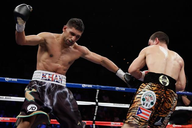 Amir Khan vs. Danny Garcia: Stunning Upset Biggest Setback Yet for Khan