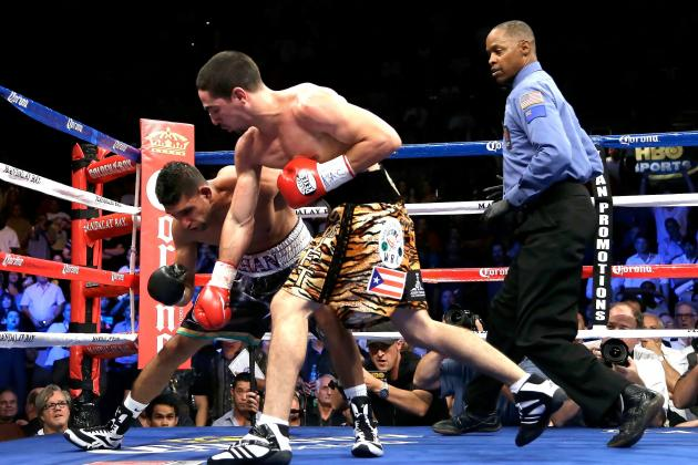 Amir Khan vs. Danny Garcia Results: Garcia Defeats Khan in Shocking Victory