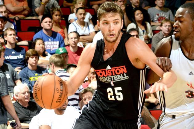 Vegas Summer League 2012: NBA Sophomores Ready to Step Up Next Season