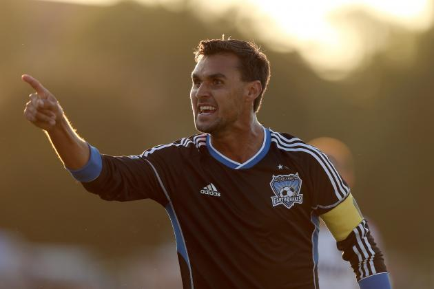 San Jose Earthquakes Thrash Real Salt Lake 5-0, Consolidate First Place in West
