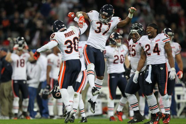 Chicago Bears: How They Can Finish the 2012 Season at 12-4
