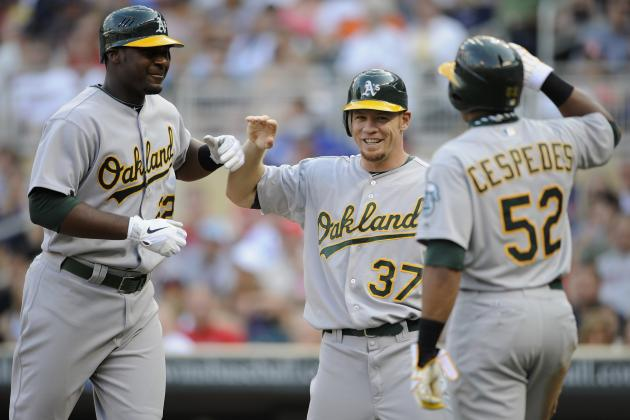 Oakland Athletics Are Experiencing the Calm Before the Storm