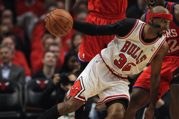 NBA Trade Rumors: Bulls Reportedly Shopping Richard Hamilton
