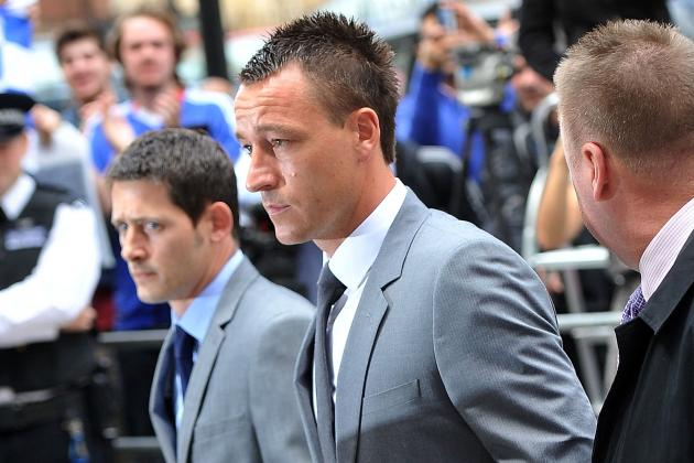 John Terry Racism Trial: Not-Guilty Verdict Is In, but Story Keeps Lingering