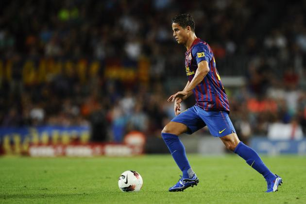 Barcelona Transfer Rumors: Selling Dutch Forward Ibrahim Afellay Is Right Move