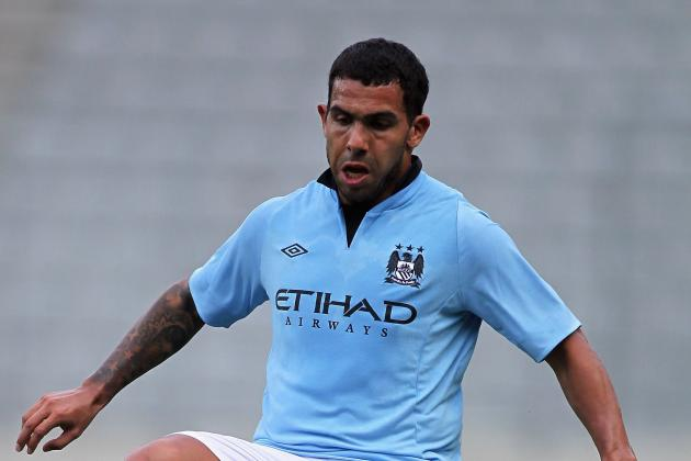 Manchester City, A.C. Milan Close on Agreement for Carlos Tevez