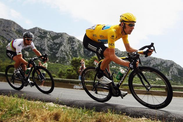 Tour De France 2012 Standings: Bradley Wiggins Holds Lead Despite Fan Stupidity
