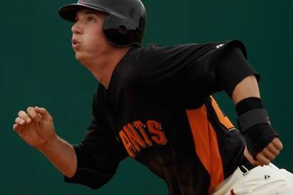 Gary Brown: The San Francisco Giants Should Free Their Top Prospect