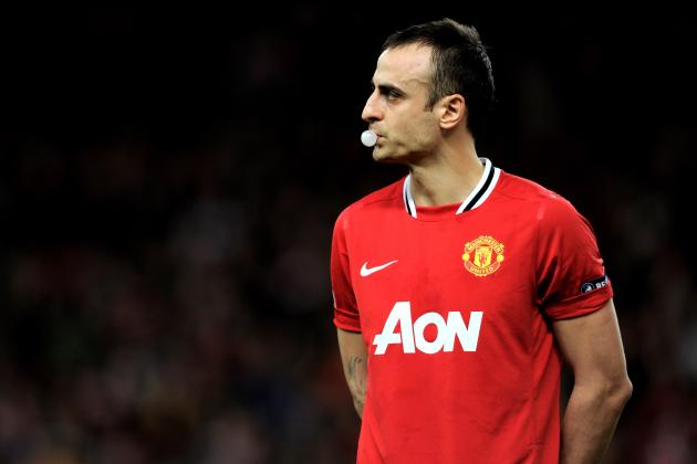 Berbatov Wants to Leave Man Utd
