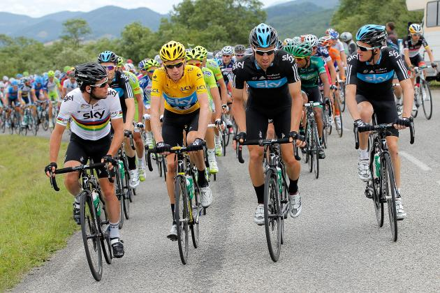 Tour De France 2012 Stage 14 Results: Winner, Leaderboard and Highlights