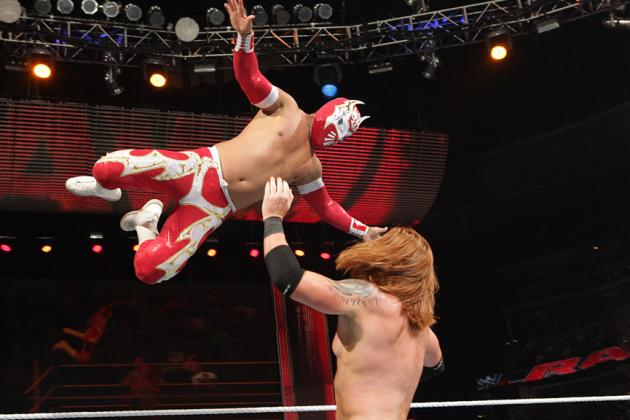 WWE Money in the Bank 2012: Is It Time for Sin Cara to Finally Shine?