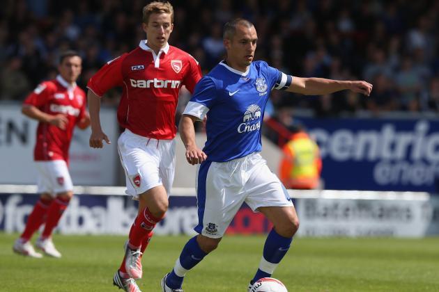 Everton Weekly Update: Transfer Failings, Owen and Baines Rumors, Preseason Win
