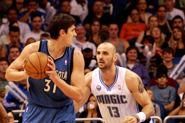 Boston Celtics Would Be Foolish to Sign Darko Milicic