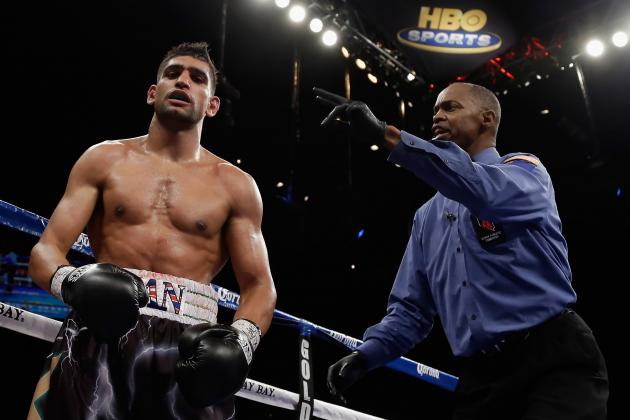 Amir Khan Must Not Be Written off After Knockout Loss to Danny Garcia