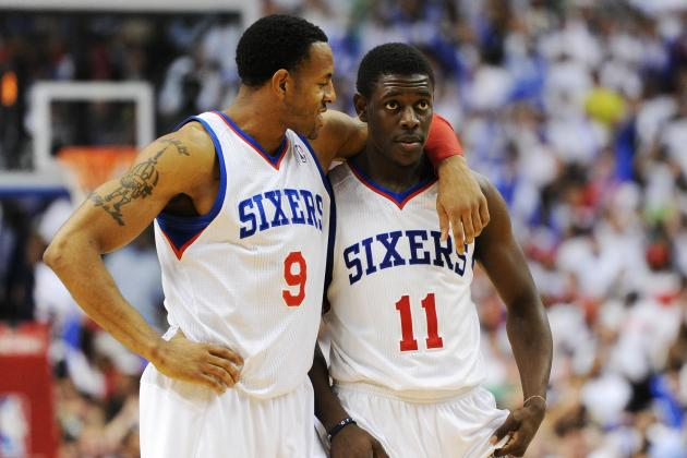 Philadelphia 76ers Jrue Holiday Doesn't Deserve a Max Contract