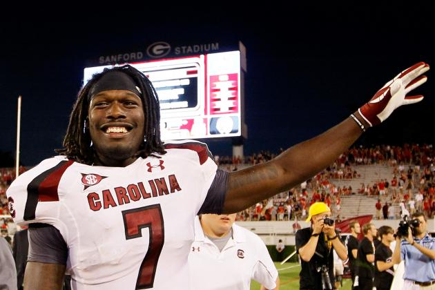 South Carolina Football: Jadeveon Clowney Will Be the Key to the Defense