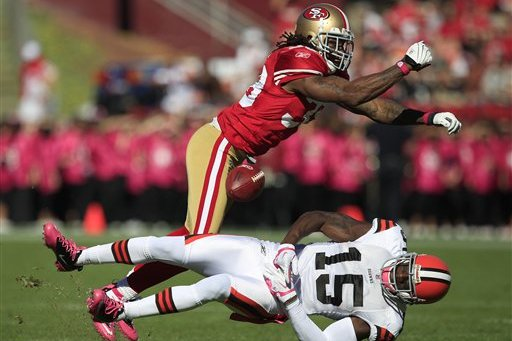 San Francisco 49ers: Will Goldson Sign a Long-Term Deal Before Deadline?