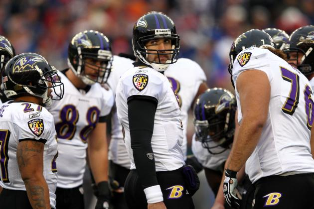 Baltimore Ravens Success: 3 the Hard Way