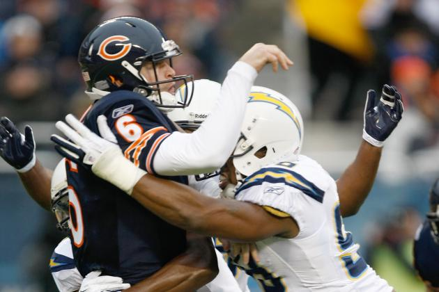 Why the Chicago Bears Might Finish the 2012 Season at 8-8.