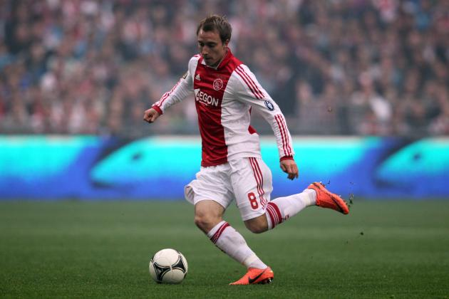 Christian Eriksen: Manchester United Shouldn't Pursue Danish Midfielder