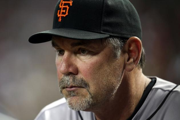 Giants Sweep Astros, Bochy Says Offense Needs to Turn It Up a Notch