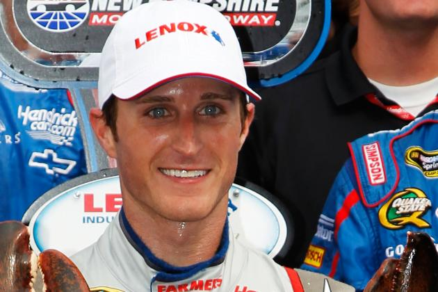 New Hampshire Finds Kasey Kahne in Winner's Circle