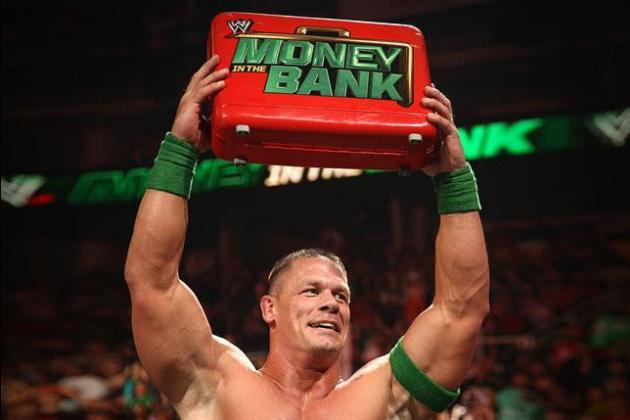 News on John Cena's Win at Money in the Bank: Was It Botched?