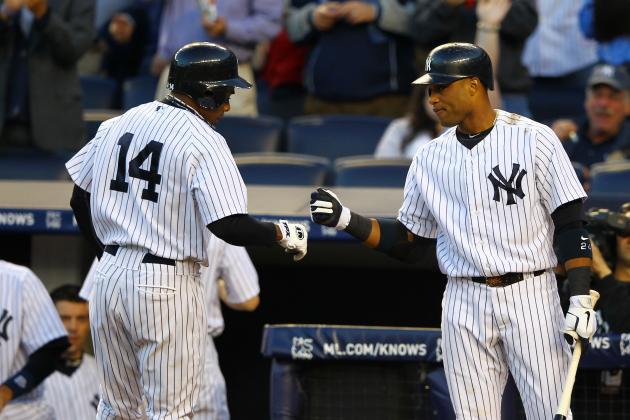New York Yankees Looking to Extend Robinson Cano, Curtis Granderson This Winter