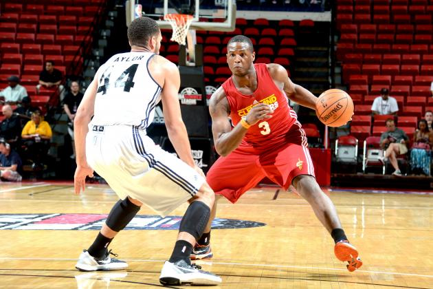 Las Vegas Summer League 2012: Day 3 Notebook