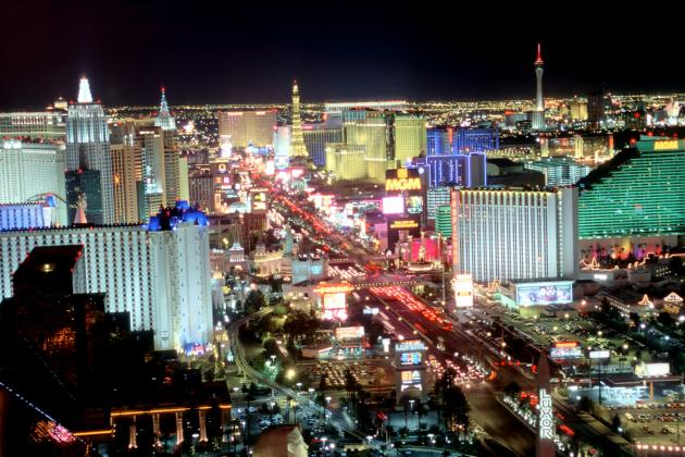 What Happens in Vegas, a CFB Playoff Hypothetical: Let the Sportsbooks Decide