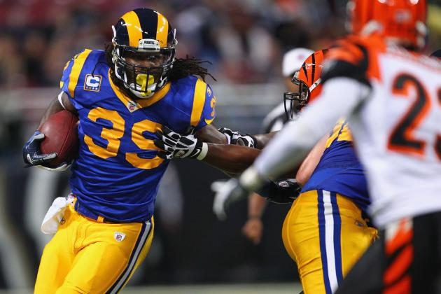 St. Louis Rams: Why Steven Jackson Shouldn't Worry About His Legacy