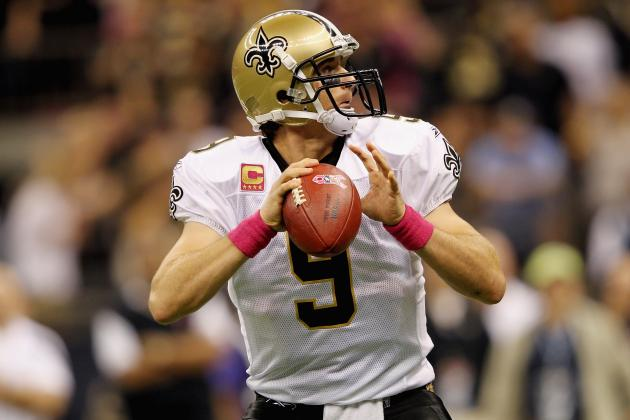 NFC South Morning Jog: Drew Brees Passed Physical, Signed New Contract Sunday