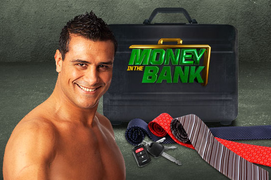 Money in the Bank 2012: After Losing to Sheamus, What's Next for Alberto Del Rio