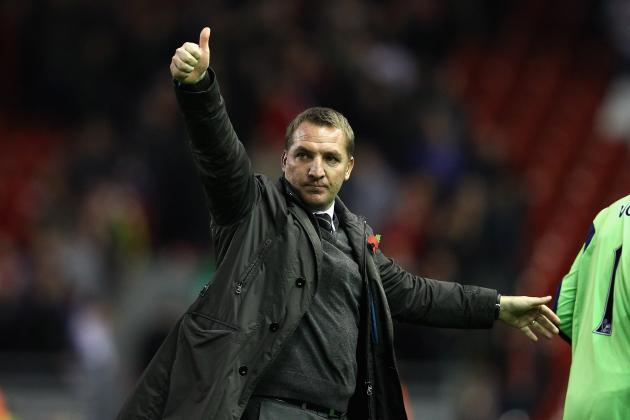 Brendan Rodgers Must Handle the Expectations at Liverpool Before Anything Else