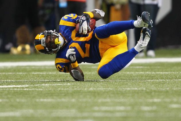 Darian Stewart: St. Louis Rams Safety Is Poised for a Breakout Season in 2012