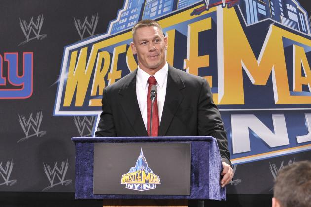 WWE Money in the Bank 2012: How Briefcases Will Be Cashed in