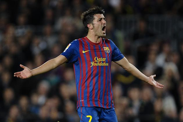 Why David Villa Would Be a Great Buy for Arsenal
