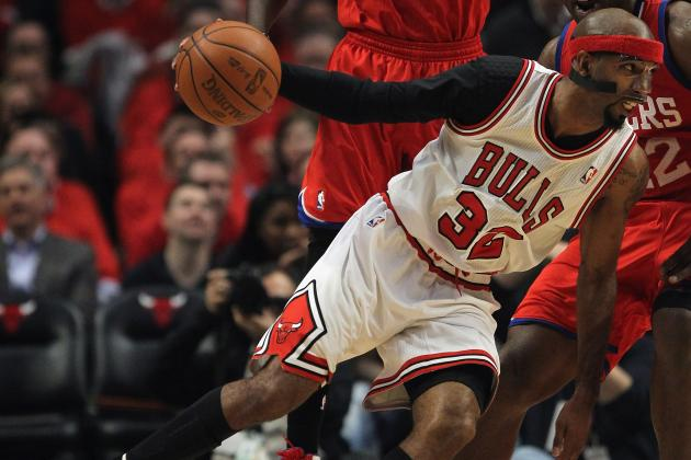 NBA Trade Rumors: Chicago Trading Richard Hamilton Is Right Move