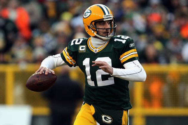 Aaron Rodgers: Will He Win the NFL MVP Again in 2012?