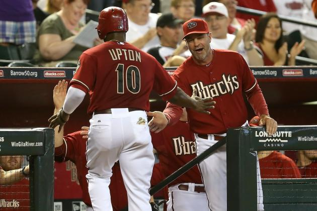 The D'Backs Have Told Justin Upton They Might Trade Him