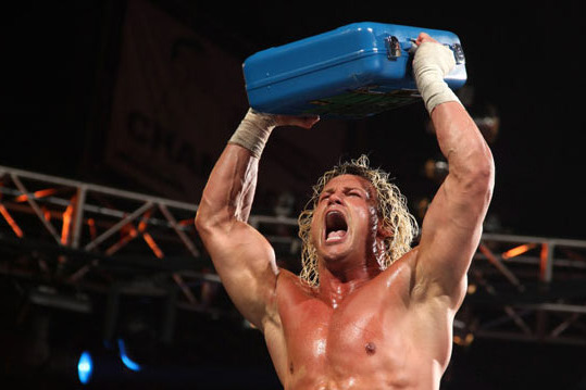 WWE Money in the Bank 2012 Results: Dolph Ziggler Attempts Cash-In on Sheamus