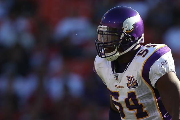 Minnesota Vikings: A Healthy Jasper Brinkley a Big Plus for Vikes Defense