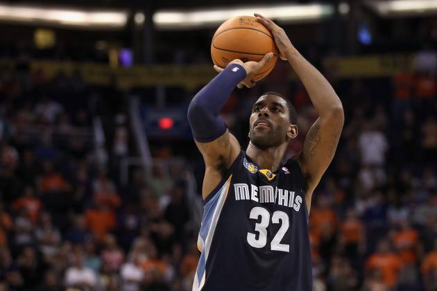 OJ Mayo Would Be Final Piece to Phoenix Suns' Post-Steve Nash Era Rebuild
