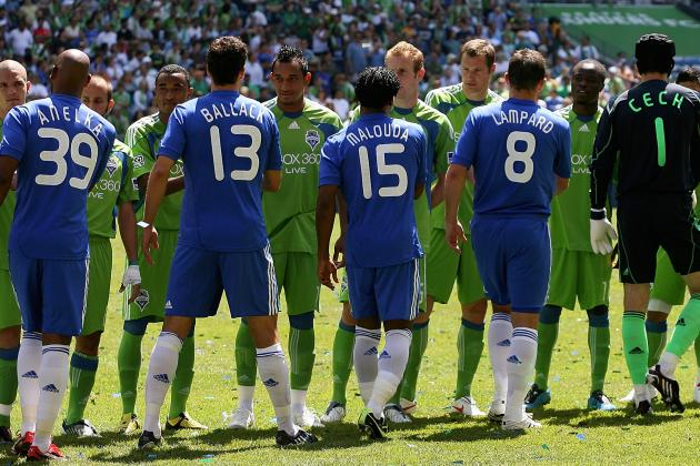 Seattle Sounders vs. Chelsea: Date, Time, Live Stream, TV Info and Preview